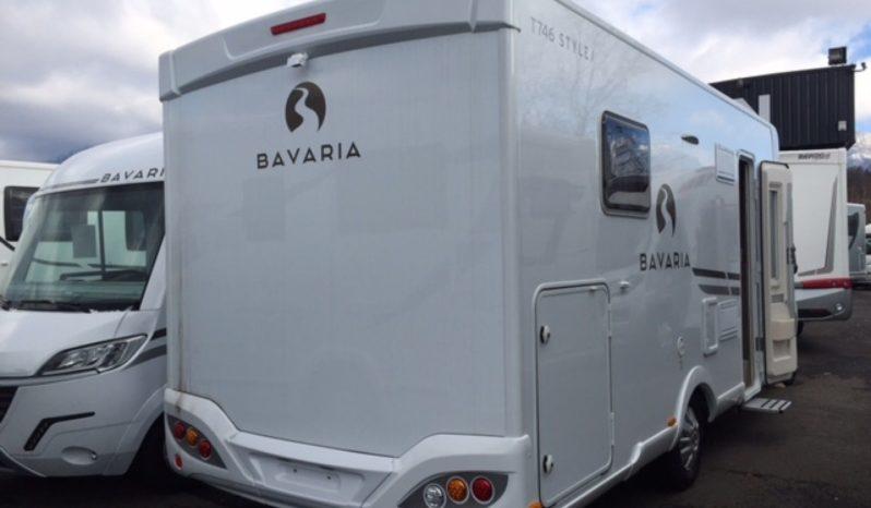 BAVARIA T 746 LC STYLE Profilé 2017 complet