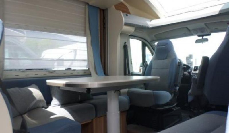 CHAUSSON WELCOME 610 profilé 2015 complet