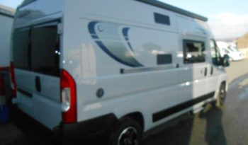 CHAUSSON 594 TWIST Fourgon / Van 2020 complet