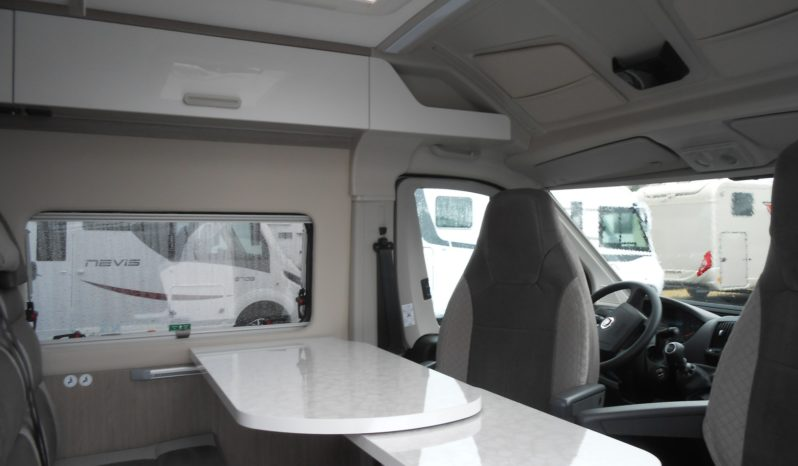 CHAUSSON TWIST V 594 MAX Fourgon / Van 2020 complet