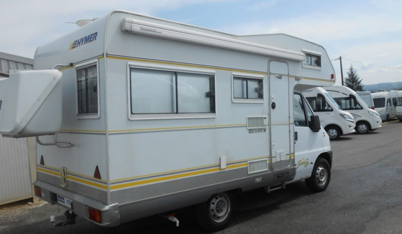 HYMER SWING Capucine 1998 complet