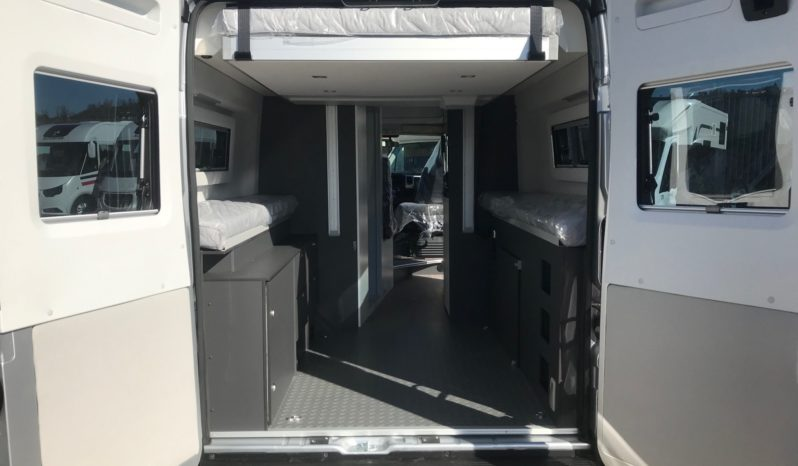 ADRIA TWIN SUPREME 640 SGX Fourgon / Van 2019 complet