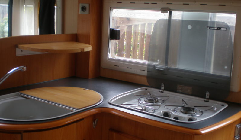 A VENDRE CAMPING CAR PILOTE GALAXY 270 complet