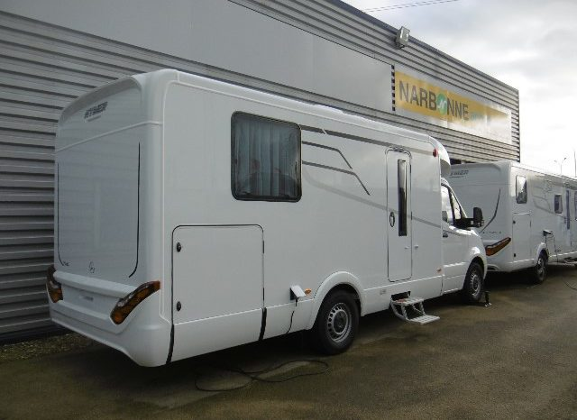 PROFILE HYMER TRAMP MB 695 MB Sprinter traction 2L2 314 CDI 143 complet