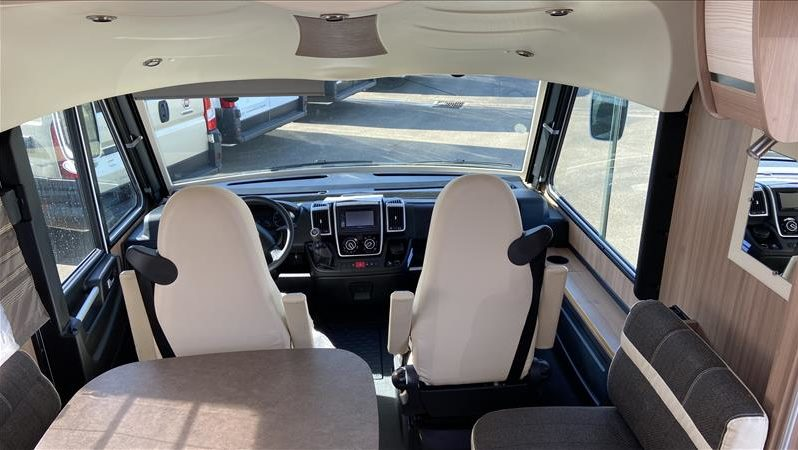 INTEGRAL PILOTE REFERENCE G 740 LCR Ducato 35 L 2L3 JTD 130 complet