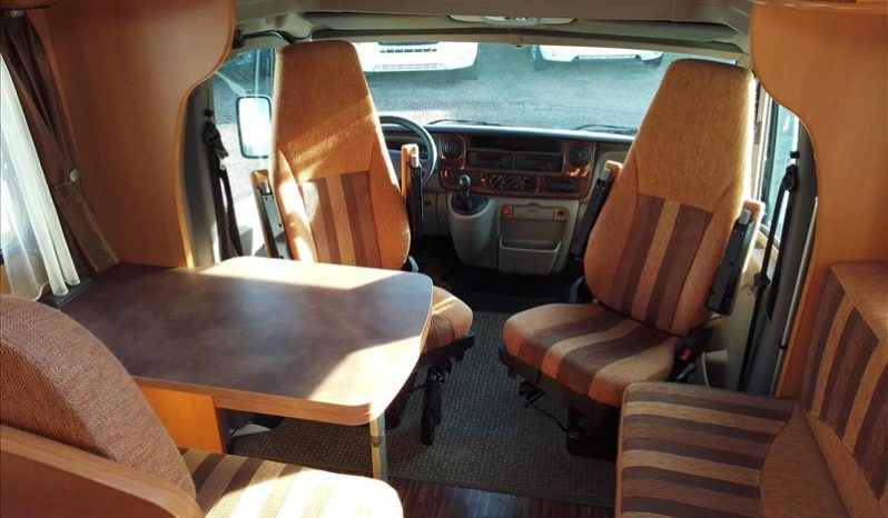 PROFILE PILOTE REFERENCE P 665 TP Renault Master 3L DCI 140 complet