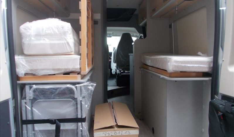 FOURGON HYMER CAR FREE 540 Ducato 35L 2L3 Mjet 120 Euro 6D complet