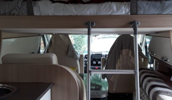 camping car BURSTNER LYSEO CLASSIC 6M complet