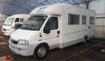 Camping car profilé Autostar Athénor 526 135000Km 219000€ complet