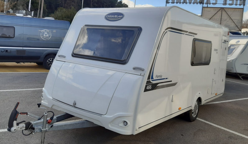 CARAVELAIR style 466 Antares Caravane 2018 complet