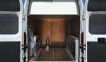 WEINSBERG CARABUS 630 MEG OUTLAW garage à moto Fourgon 2021 complet