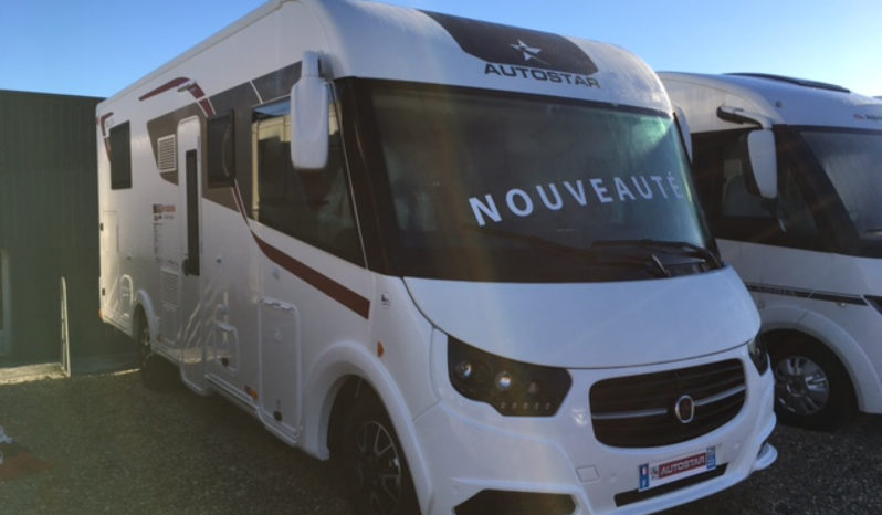 AUTOSTAR PASSION I 721 LCA LIFT Intégral 2021 complet