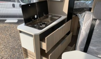 ADRIA TWIN PLUS 640 SLB Fourgon 2022 complet